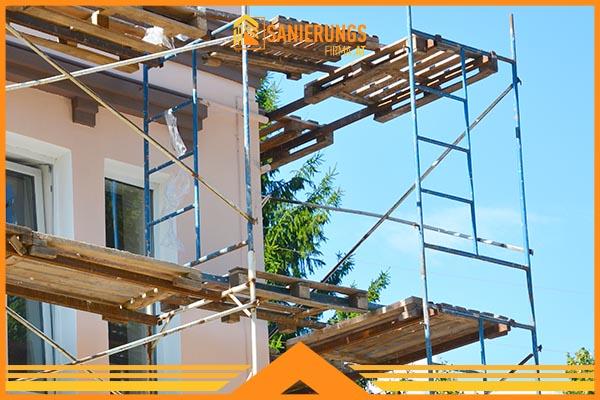 Fassadensanierung Vorarlberg